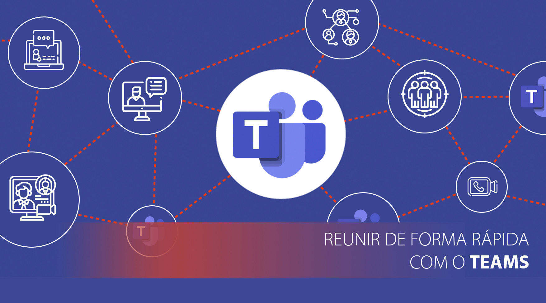 How TO:Reunir de forma rápida com o Teams