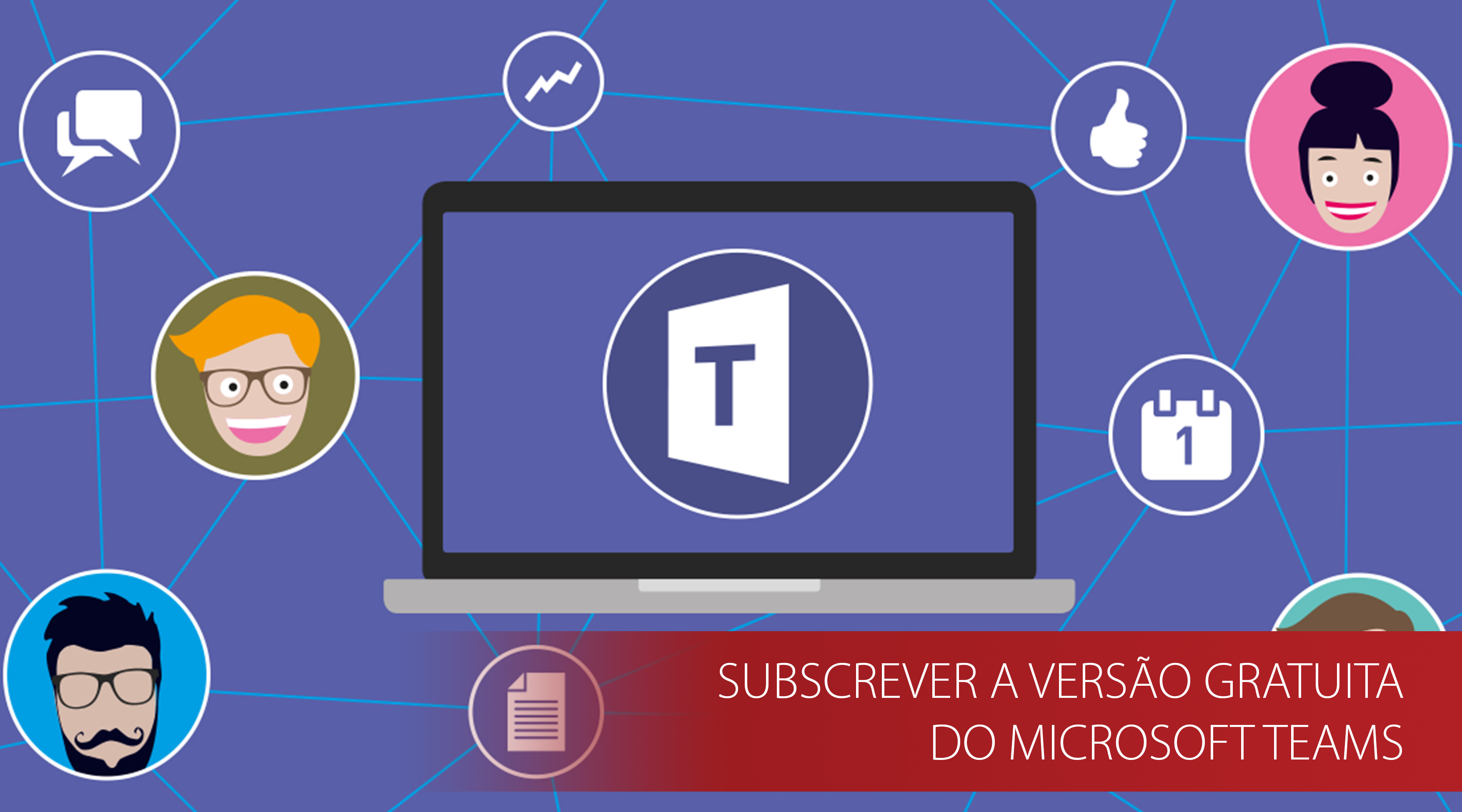 How TO: Subscrever a versão gratuita do Microsoft Teams