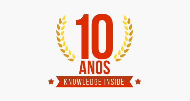 Noticias na Cloud: Dez anos de Knowledge Inside!