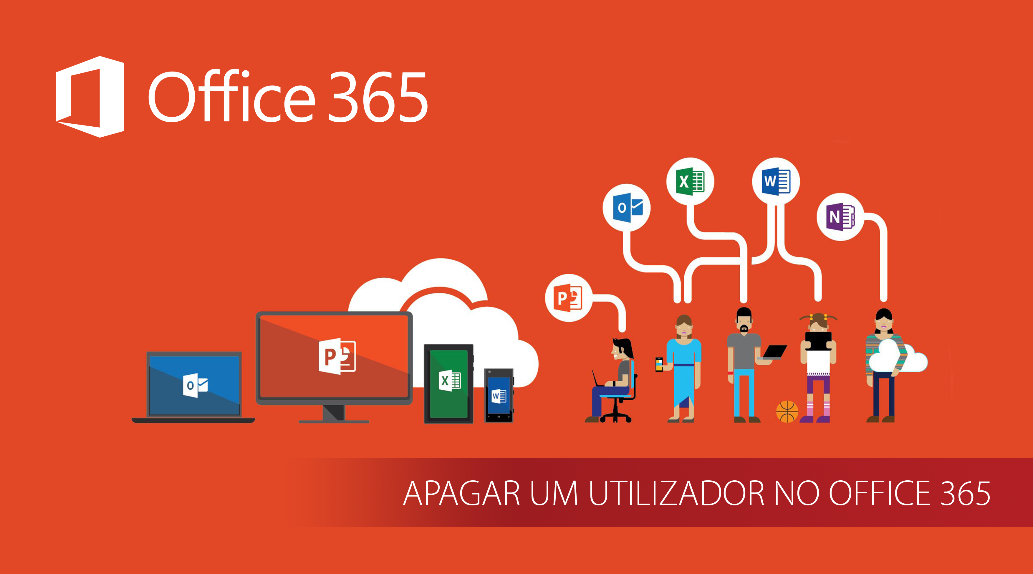 How To: Apagar um utilizador no Office 365