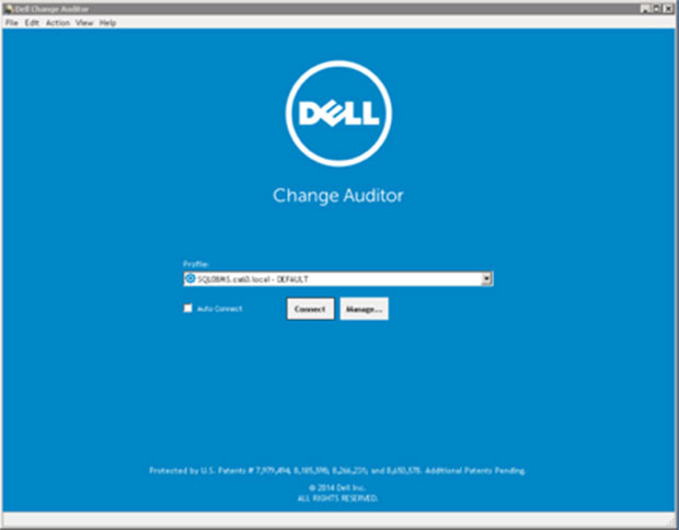 Dell Change Auditor