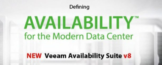 Veeam Availability Suite Versão 8