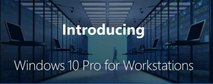 Microsoft anuncia Windows 10 Pro para workstations
