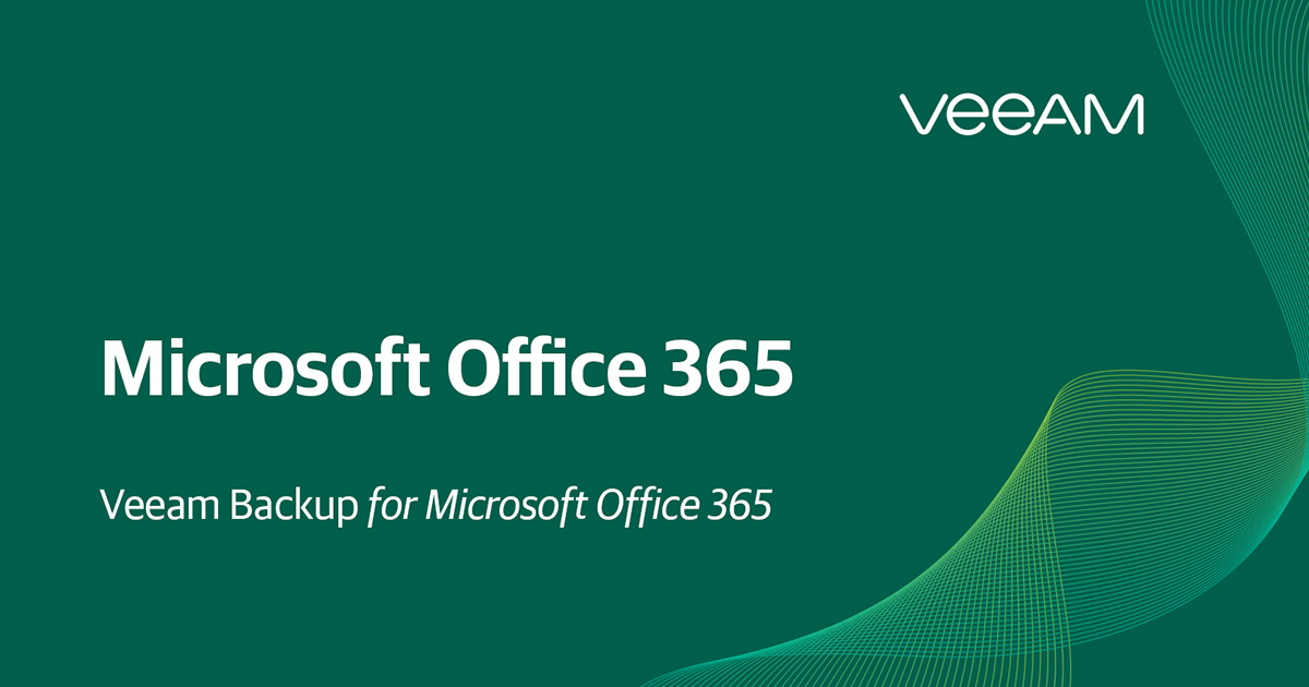 Review: Veeam Backup for O365 v3!