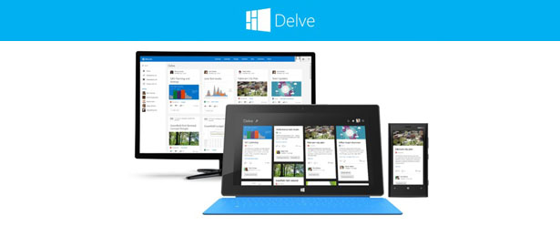 Microsoft inicia rollout do Office Delve
