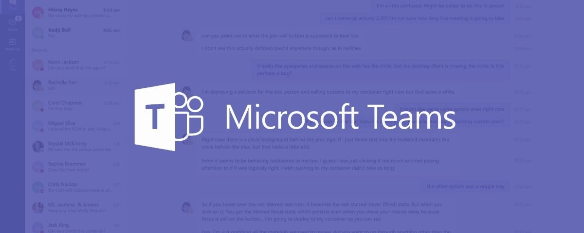 Review: Novas funcionalidades no Microsoft Teams